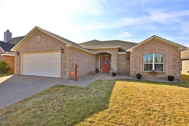 6633 Hampton Hills Street, Abilene, TX 79606 (MLS #14287037) :: Robbins Real Estate Group