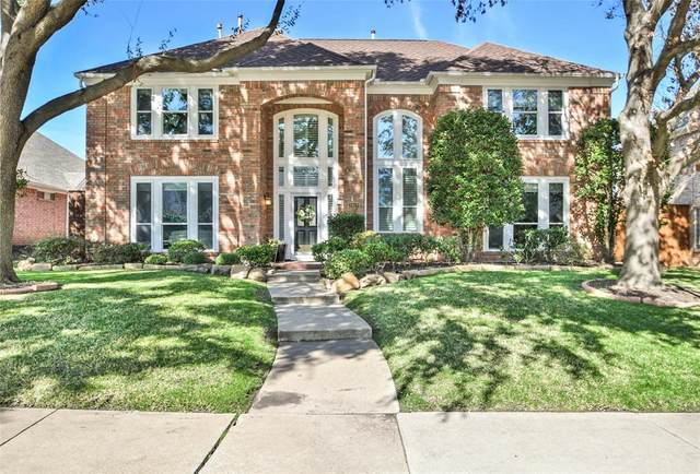 2913 Mountview Place, Plano, TX 75023 (MLS #14287039) :: Real Estate By Design