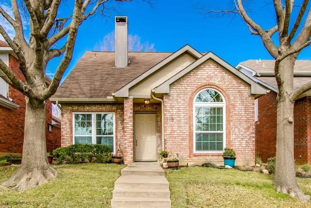 715 Burr Oak Drive, Lewisville, TX 75067 (MLS #14287053) :: Justin Bassett Realty
