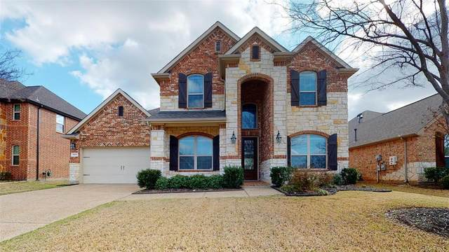 9463 Amberwoods Lane, Frisco, TX 75035 (MLS #14287057) :: The Good Home Team