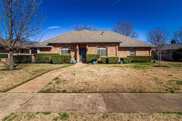 2529 Cedar Elm Lane, Plano, TX 75075 (MLS #14287063) :: The Heyl Group at Keller Williams