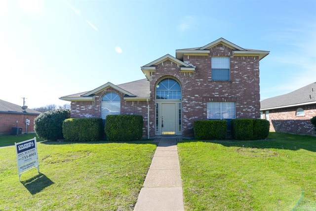 241 Birchwood Lane, Cedar Hill, TX 75104 (MLS #14287070) :: The Mauelshagen Group