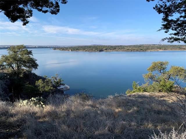 1013 Mesquite Ridge, Possum Kingdom Lake, TX 76449 (MLS #14287071) :: Team Hodnett