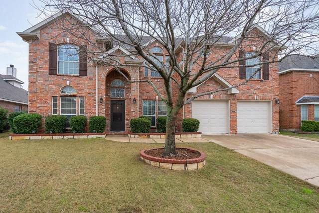 205 Silverwood Drive, Mansfield, TX 76063 (MLS #14287073) :: The Chad Smith Team