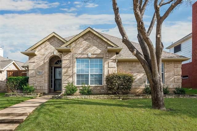3648 Stockton Drive, Carrollton, TX 75010 (MLS #14287080) :: Real Estate By Design
