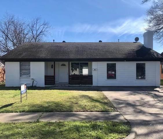 2802 Lakewood Drive, Garland, TX 75042 (MLS #14287085) :: The Tierny Jordan Network