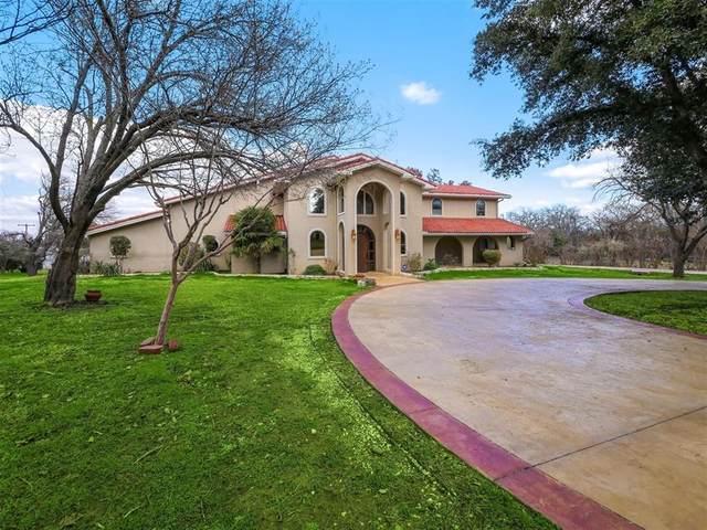 827 Highland Village Road, Highland Village, TX 75077 (MLS #14287091) :: All Cities Realty