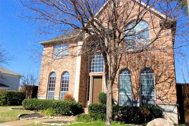3409 University Park Lane, Irving, TX 75062 (MLS #14287094) :: EXIT Realty Elite