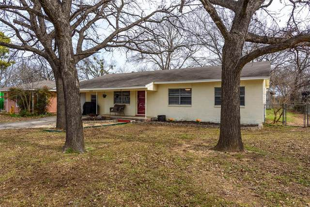 1418 Rice Avenue, Gainesville, TX 76240 (MLS #14287098) :: Lynn Wilson with Keller Williams DFW/Southlake