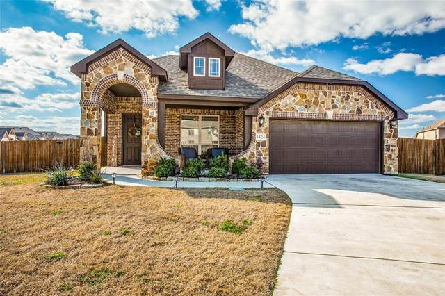 1424 Champ Way, Crowley, TX 76036 (MLS #14287101) :: The Mitchell Group