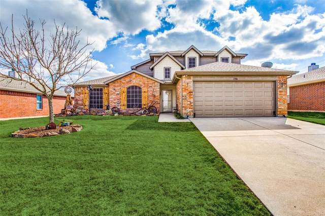 1506 Sequoia Drive, Krum, TX 76249 (MLS #14287109) :: The Heyl Group at Keller Williams
