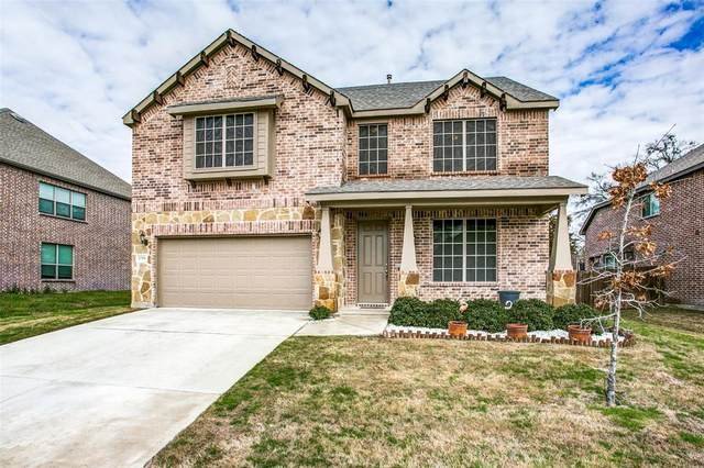 1719 Crescent Oak Street, Wylie, TX 75098 (MLS #14287113) :: Tenesha Lusk Realty Group