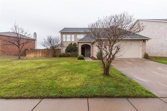 5225 Dillon Circle, Haltom City, TX 76137 (MLS #14287121) :: Hargrove Realty Group