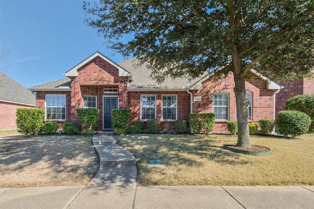 1304 Hansberry Drive, Allen, TX 75002 (MLS #14287165) :: The Rhodes Team