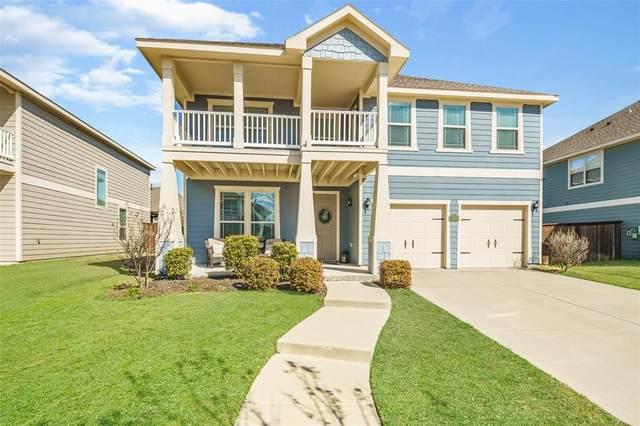 853 Caudle Lane, Savannah, TX 76227 (MLS #14287173) :: Robbins Real Estate Group