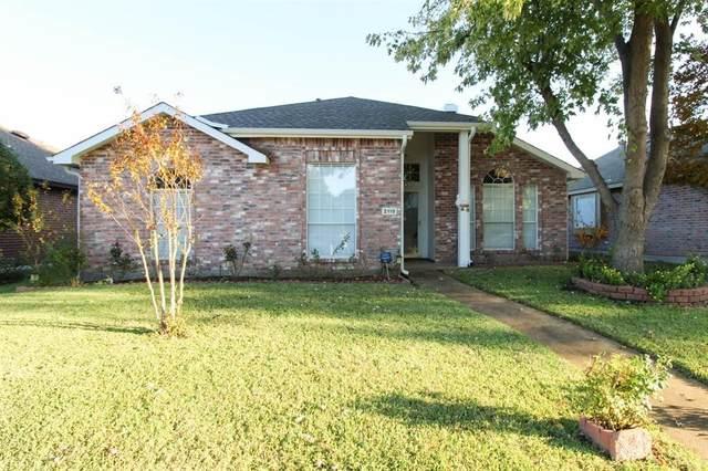 2118 Lantana Drive, Garland, TX 75040 (MLS #14287184) :: The Tierny Jordan Network