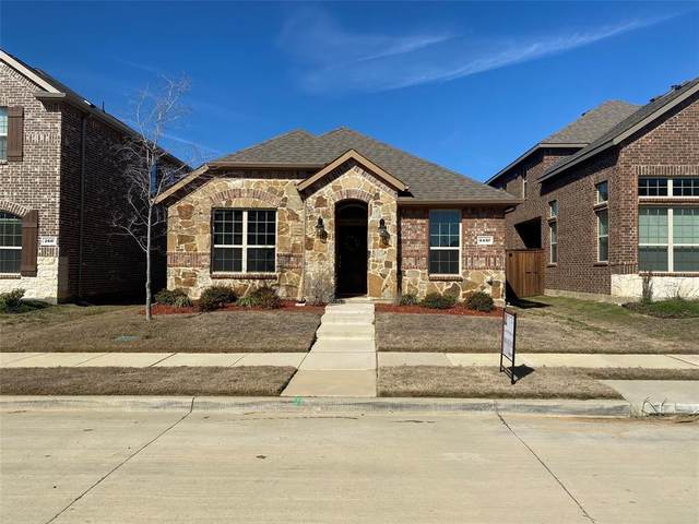 2437 Dolostone Drive, Little Elm, TX 76227 (MLS #14287194) :: Real Estate By Design