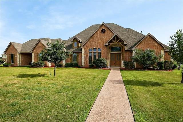 3704 Canyon Pass Trail, Burleson, TX 76028 (MLS #14287207) :: RE/MAX Pinnacle Group REALTORS