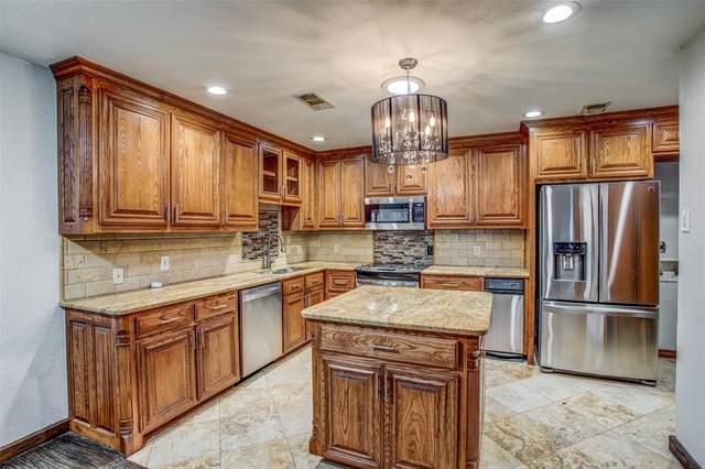 6509 Lyndale Drive, Watauga, TX 76148 (MLS #14287229) :: Hargrove Realty Group