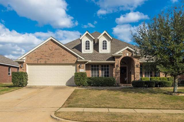 3120 Juneau Drive, Corinth, TX 76210 (MLS #14287241) :: The Mauelshagen Group