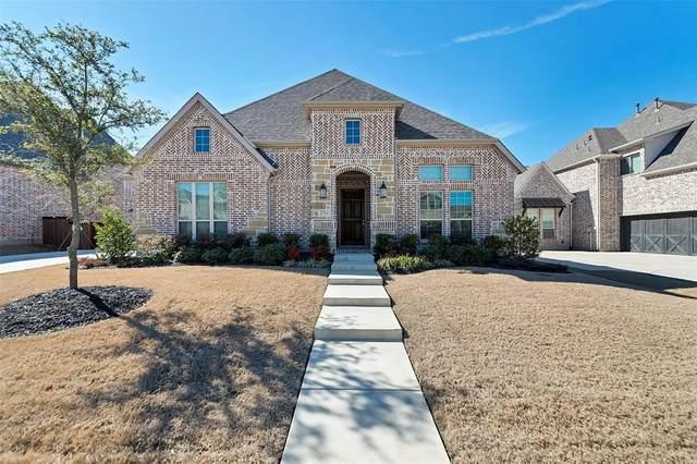 2711 Seabiscuit Road, Celina, TX 75009 (MLS #14287248) :: NewHomePrograms.com LLC