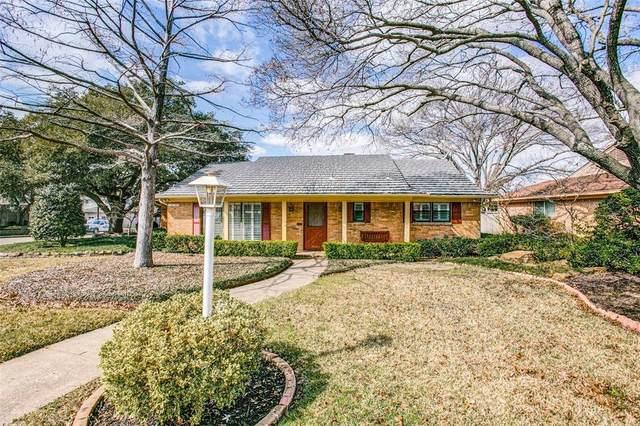 10105 Kirkhaven Drive, Dallas, TX 75238 (MLS #14287257) :: Frankie Arthur Real Estate