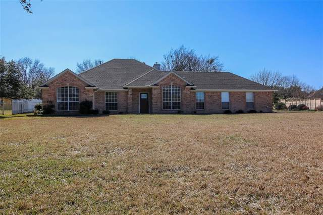 209 Valley Ranch Road, Weatherford, TX 76087 (MLS #14287263) :: The Mitchell Group