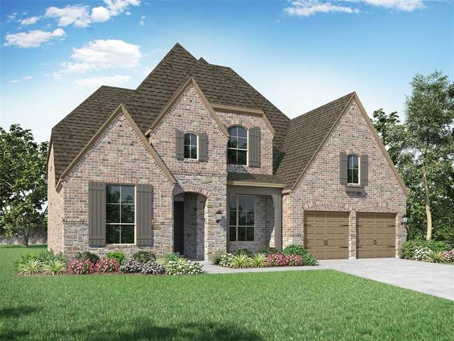 901 Haverford Lane, Lantana, TX 76226 (MLS #14287273) :: The Mauelshagen Group