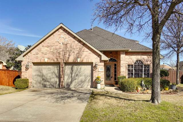 1114 Wentwood Drive, Corinth, TX 76210 (MLS #14287274) :: Real Estate By Design