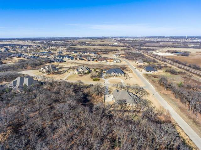520 Bonnards Peak Road, Burleson, TX 76028 (MLS #14287281) :: Caine Premier Properties