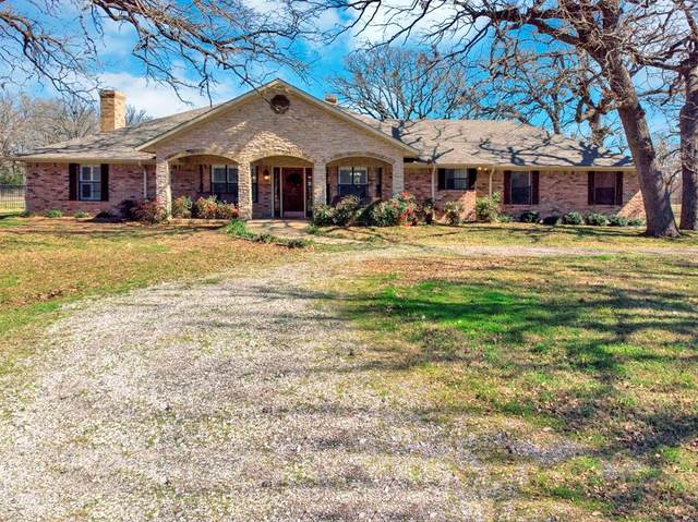 3346 County Road 3115, Greenville, TX 75402 (MLS #14287289) :: The Chad Smith Team
