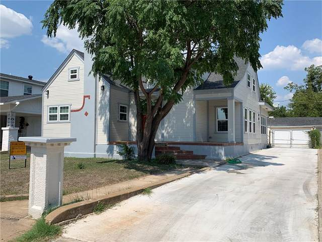 1818 Highland Avenue, Fort Worth, TX 76164 (MLS #14287290) :: Bray Real Estate Group