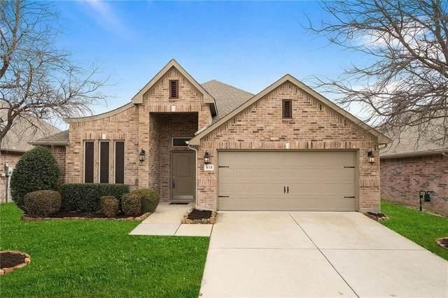 513 Formby Drive, Mckinney, TX 75072 (MLS #14287298) :: NewHomePrograms.com LLC