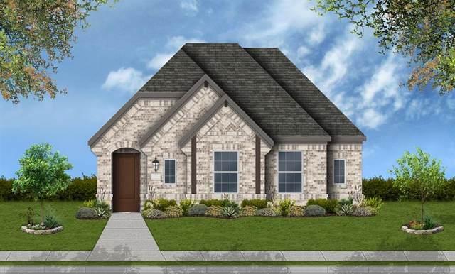 441 Mustang Draw, Mckinney, TX 75071 (MLS #14287320) :: Van Poole Properties Group