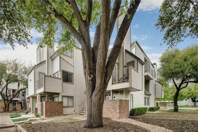 3109 Sondra Drive #301, Fort Worth, TX 76107 (MLS #14287330) :: The Tierny Jordan Network