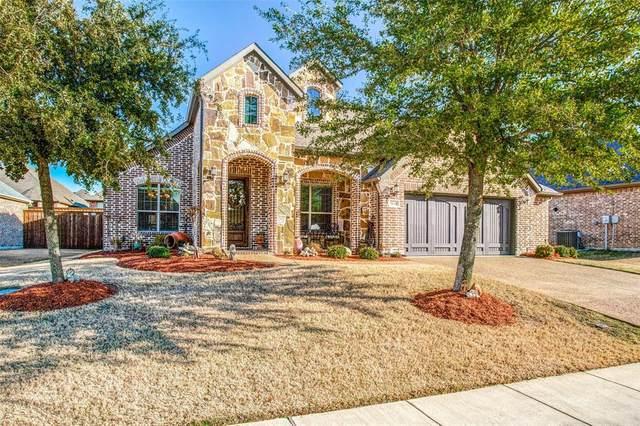 5616 Ridgepass Lane, Mckinney, TX 75071 (MLS #14287335) :: The Good Home Team