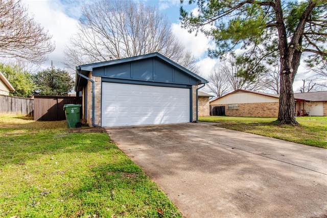 3509 Willow Ridge Drive, Arlington, TX 76017 (MLS #14287336) :: Baldree Home Team