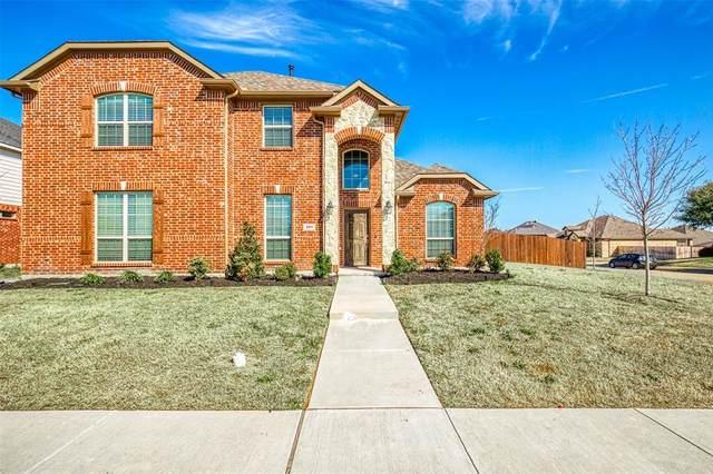 201 Brentwood Drive, Desoto, TX 75115 (MLS #14287339) :: NewHomePrograms.com LLC