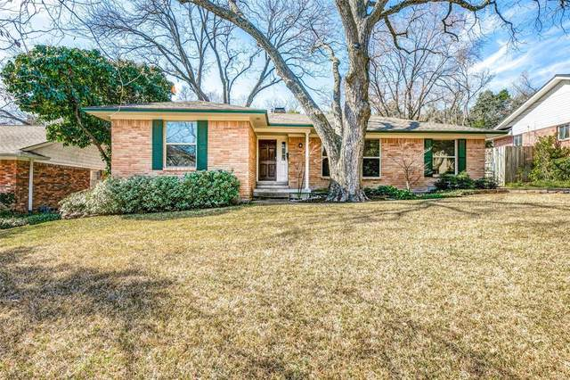 9604 Shoreview Road, Dallas, TX 75238 (MLS #14287345) :: HergGroup Dallas-Fort Worth