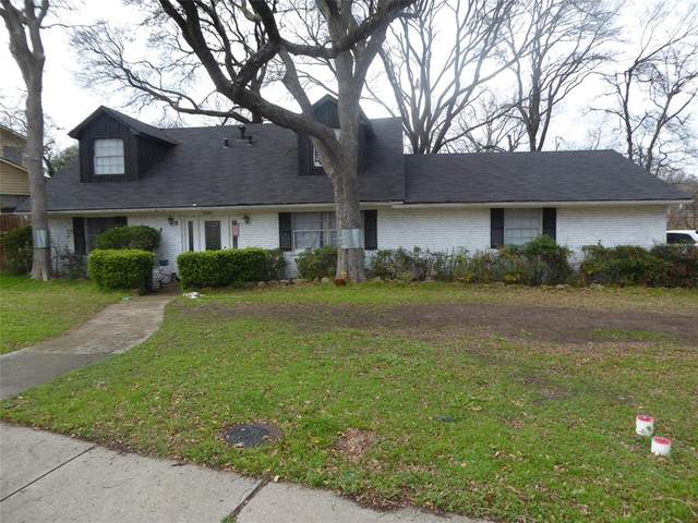 2101 Briarcreek Lane, Plano, TX 75074 (MLS #14287346) :: Real Estate By Design