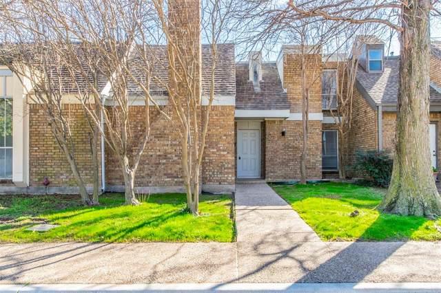 3402 Ambassador Row, Dalworthington Gardens, TX 76013 (MLS #14287355) :: Robbins Real Estate Group