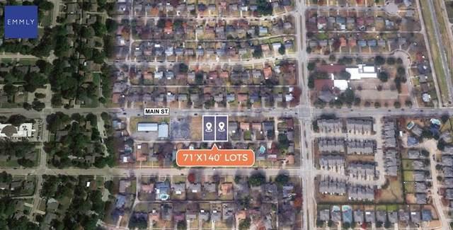 512 E Main Street, Richardson, TX 75081 (MLS #14287404) :: HergGroup Dallas-Fort Worth