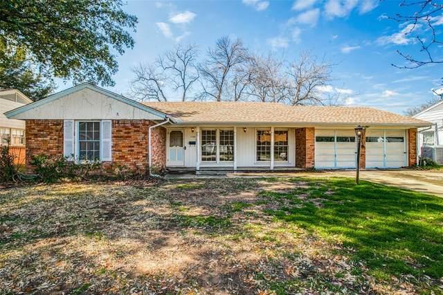 1108 Waggoner Drive, Arlington, TX 76013 (MLS #14287405) :: Robbins Real Estate Group
