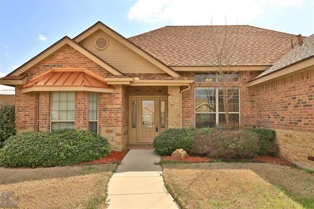 717 Beretta Drive, Abilene, TX 79602 (MLS #14287408) :: Lynn Wilson with Keller Williams DFW/Southlake