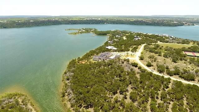 1131 Panorama Way, Possum Kingdom Lake, TX 76449 (MLS #14287417) :: The Tierny Jordan Network