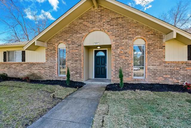 431 Shady Brook Place, Richardson, TX 75080 (MLS #14287445) :: Trinity Premier Properties