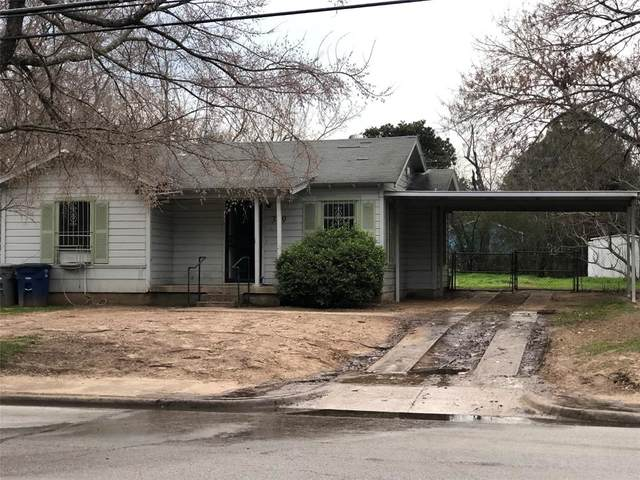 349 N Saint Augustine Drive, Dallas, TX 75217 (MLS #14287454) :: NewHomePrograms.com LLC