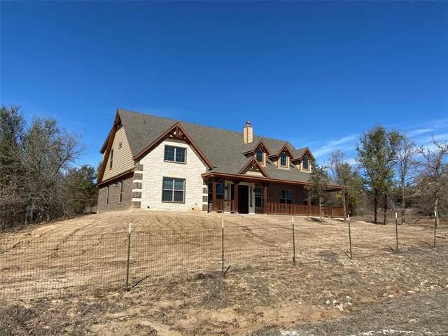 129 Salty Dog Lane, Springtown, TX 76082 (MLS #14287463) :: RE/MAX Landmark