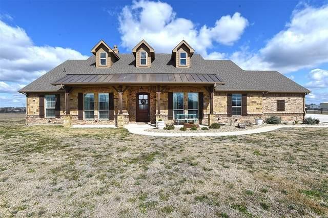 9154 Bernard Road, Sanger, TX 76266 (MLS #14287468) :: The Mauelshagen Group