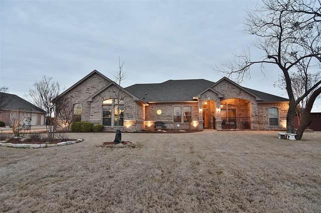 2304 Dartford Drive, Crowley, TX 76036 (MLS #14287472) :: The Mitchell Group